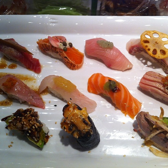 Omakase Special @ Edoko sushi and robata