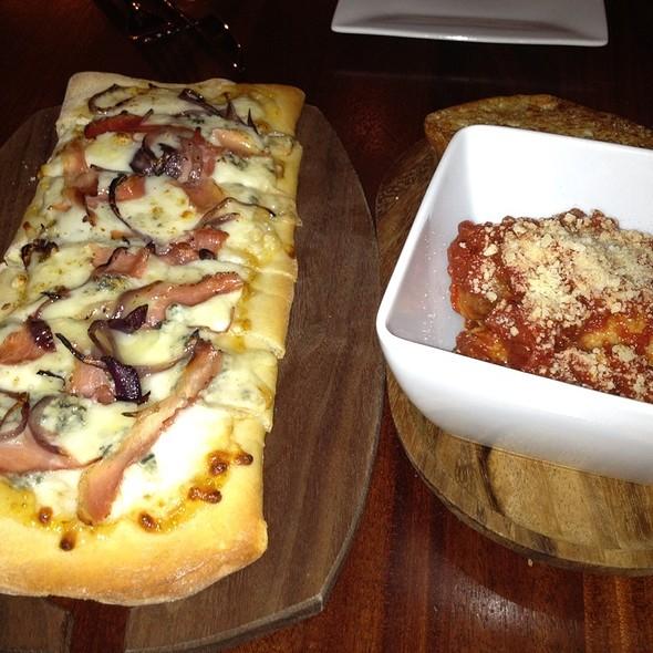 Veal Meat Balls - Bacchus Bar and Bistro, Irvine, CA