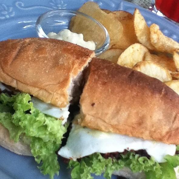 Vigan Longganisa and Kesong Puti Pan de Sal @ Cafe Mary Grace