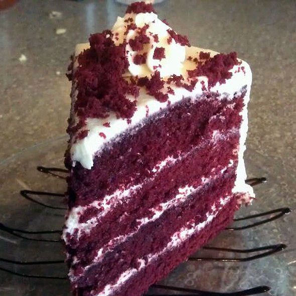 Red Velvet Cake @ Banning's Restaurant & Pie House