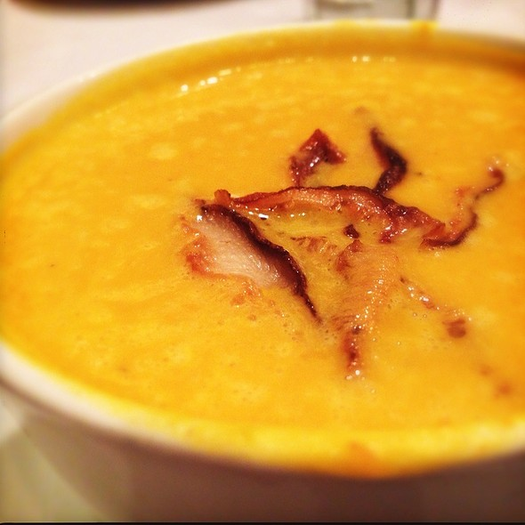 Butternut Squash Bisque