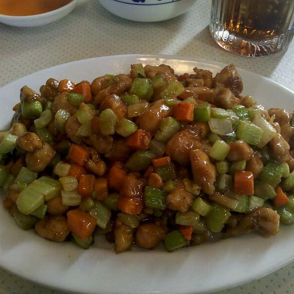 Chicken with Cashew Nuts @ Cherry Garden