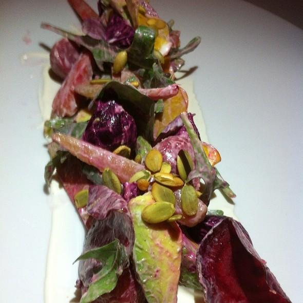 Roasted Beet Salad @ Caulfield's