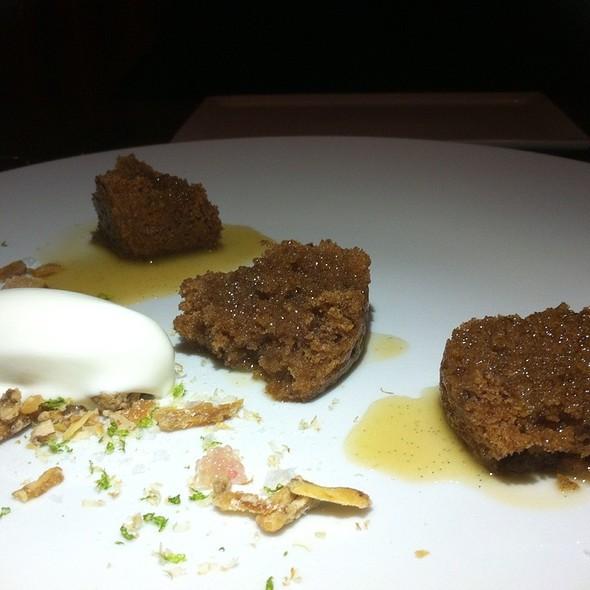 Sticky Toffee Pudding @ Caulfield's