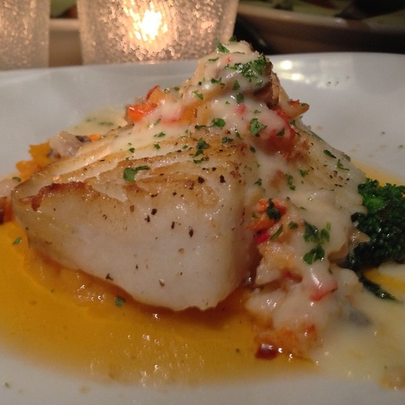 Chilean Sea Bass - Nick & Sam's Steakhouse, Dallas, TX