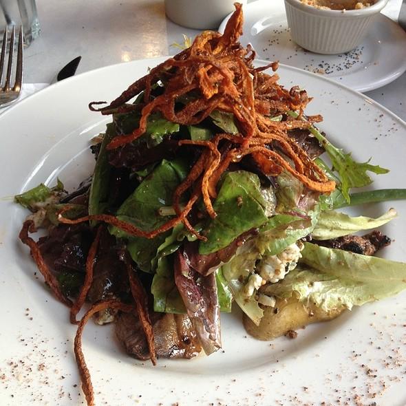 Cayenne Espresso Steak Salad - Paolo's Ristorante - Georgetown, Washington, DC