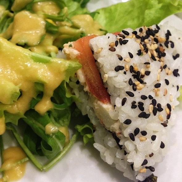Sushi Sandwich @ Sushi Corner - C.C. Colombo