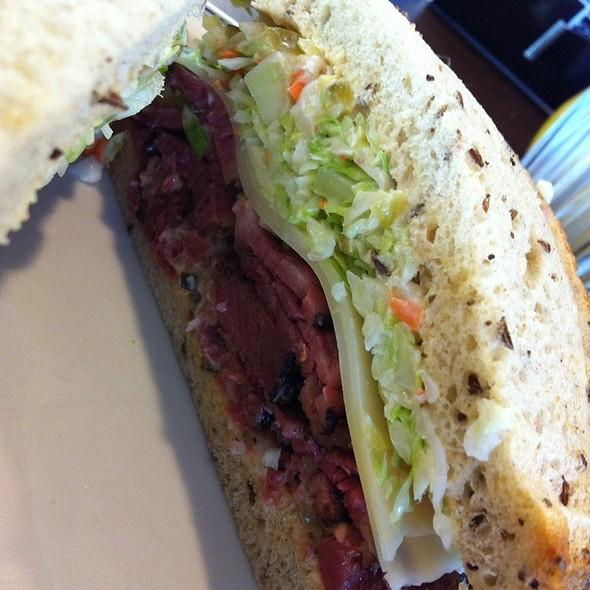 Pastrami Sandwich @ Langer's Delicatessen & Restaurant.