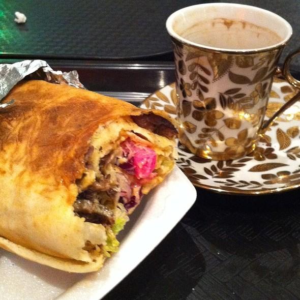 Beef Shawerma Plate