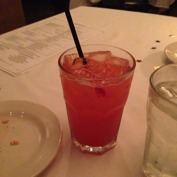 Lemon Berry Smash - Morton's The Steakhouse - Orlando, Orlando, FL