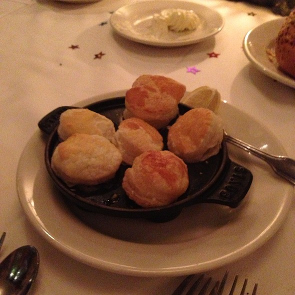 Escargot Puffs - Morton's The Steakhouse - Orlando, Orlando, FL