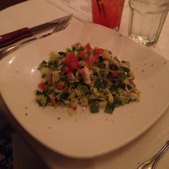 1/2 Chopped Salad - Morton's The Steakhouse - Orlando, Orlando, FL