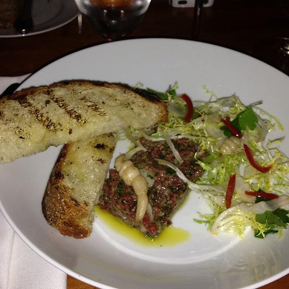 Beef Tartare - Hearth, New York, NY