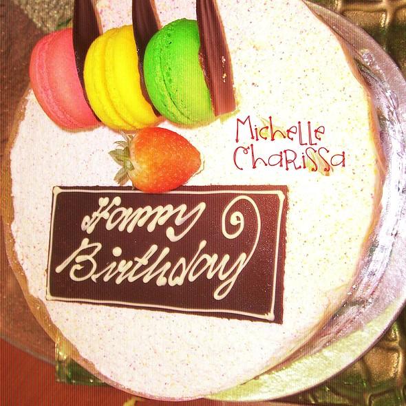 Rainbow Cheese Cake @ The Harvest - Pondok Indah