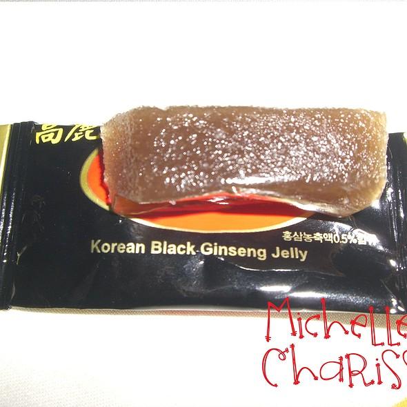Korean Black Ginseng Jelly @ Michelle Charissa Home