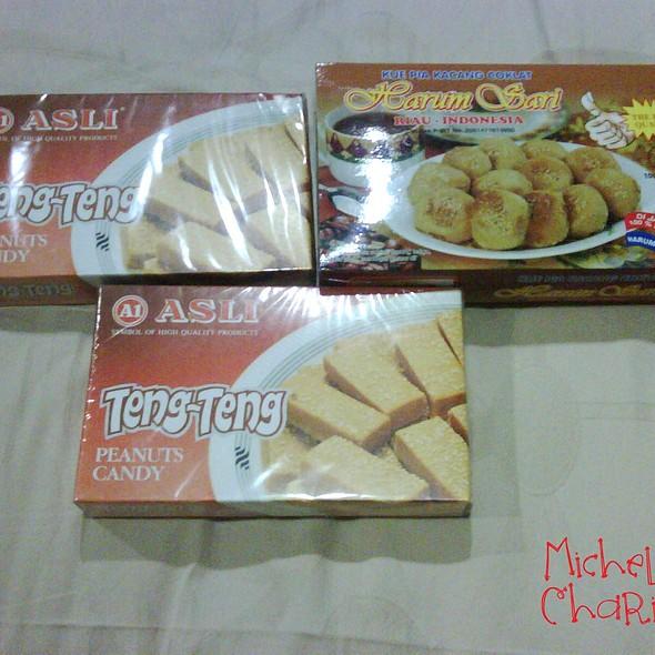 Assorted Snacks @ Michelle Charissa Home
