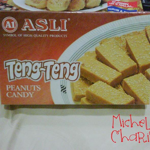 Peanut Candy (Teng Teng Kacang) @ Michelle Charissa Home