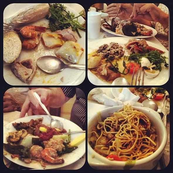 Homecooked Pampango Food @ Pampanga