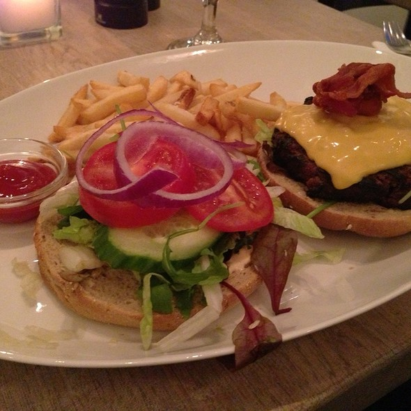 Jacobs Burger @ Jacob´s Bar BQ