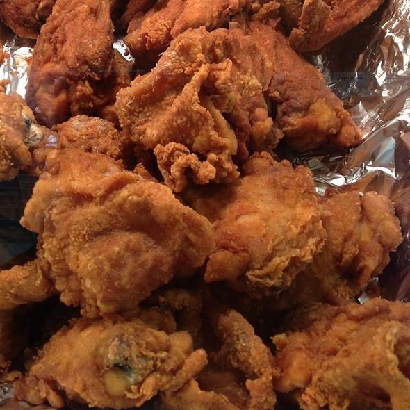 fried chicken @ Savon Foods