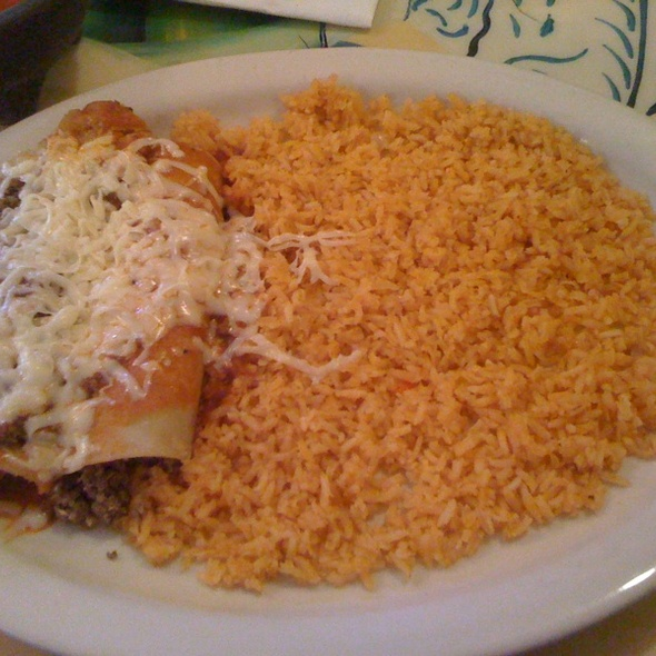 Enchilada/Tamale Plate
