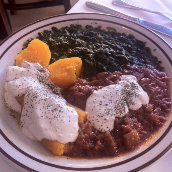 Chef's Vegetarian Platter