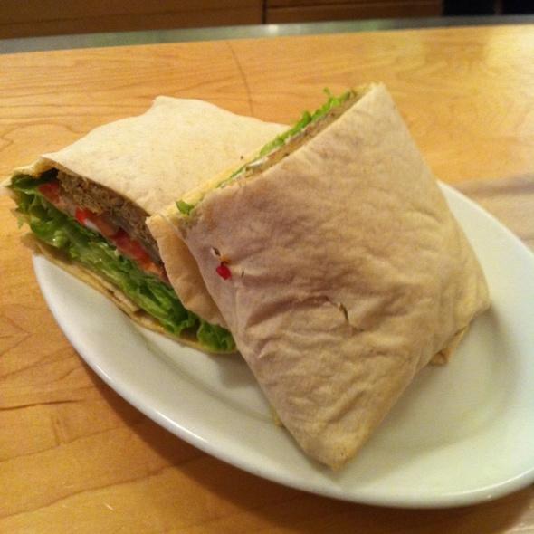 Sandwich Végépâté @ Aux Vivres