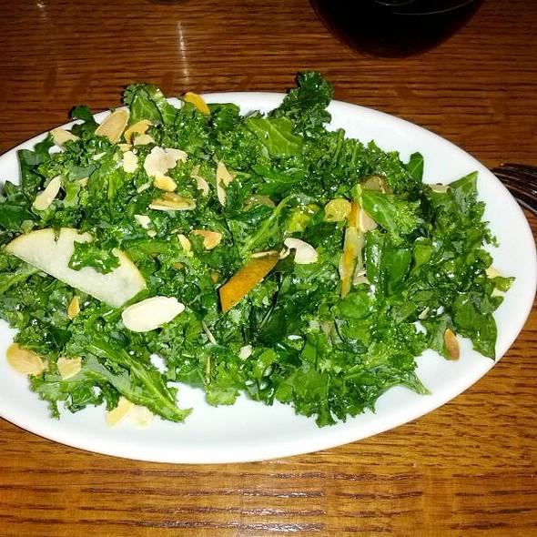 Kale Salad @ The Brindle Room