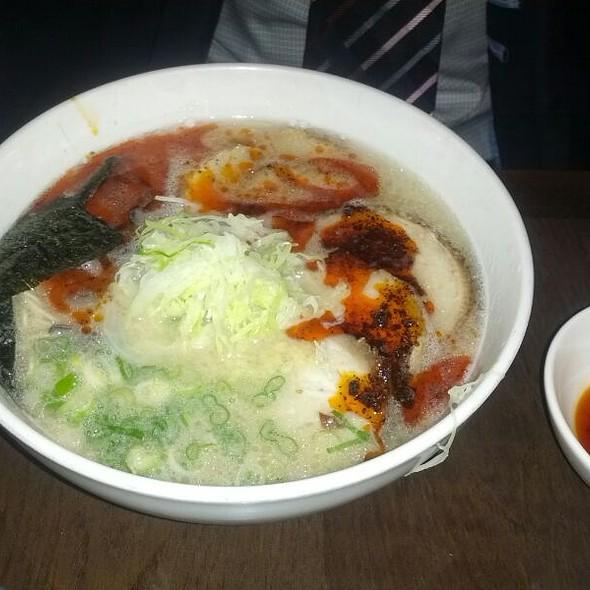 Hakata Spicy Ramen @ Hide-Chan Ramen