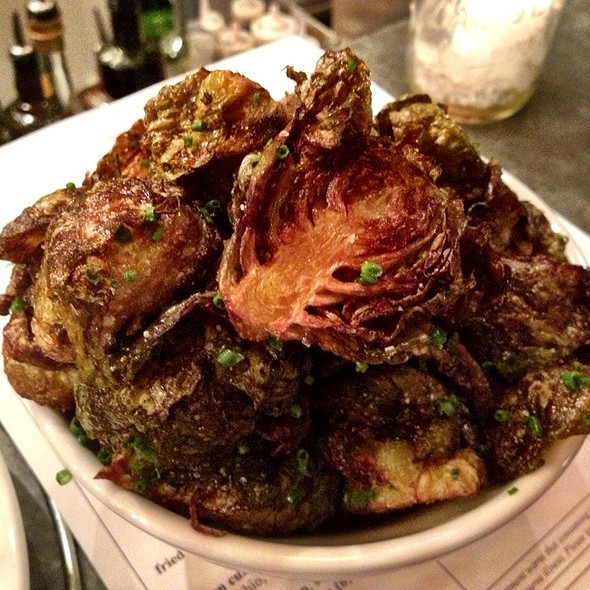 Fried Brussels Sprouts @ The Walrus and the Carpenter