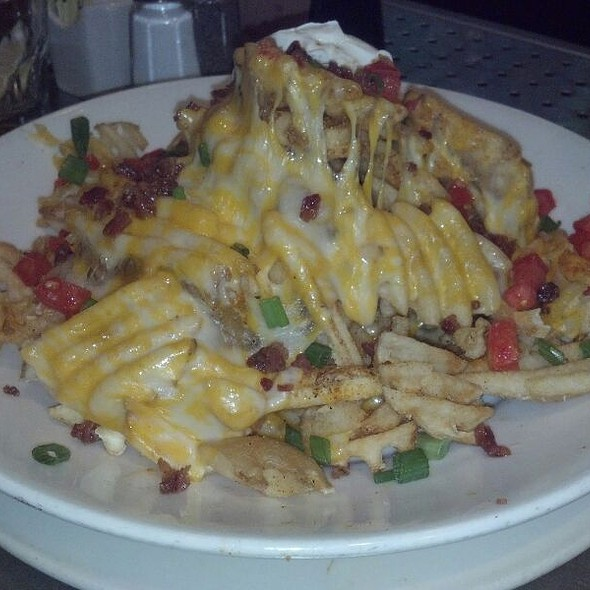 Idaho Nachos @ Granite City Food & Brewery