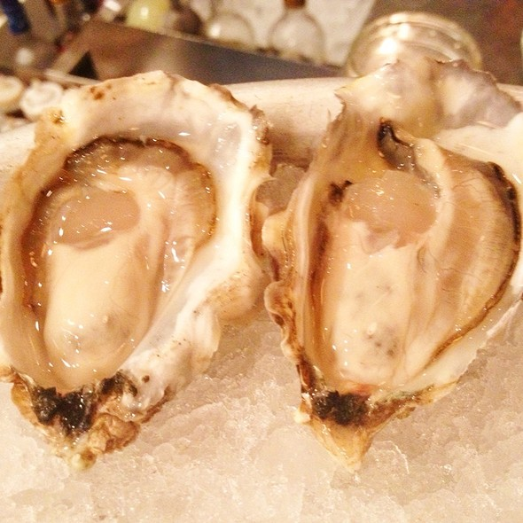 Eagle Rock Oysters @ The Walrus and the Carpenter