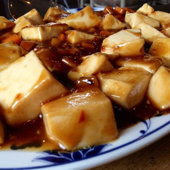 Bean Curd Szechuan Style @ Panda Forest