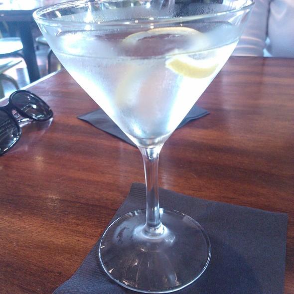Dry Martini @ Post and Beam