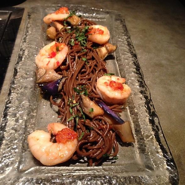 Soba Noodle Salad @ BellyQ