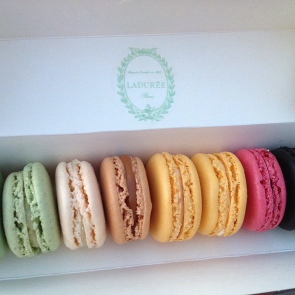 French Macarons @ Ladurée