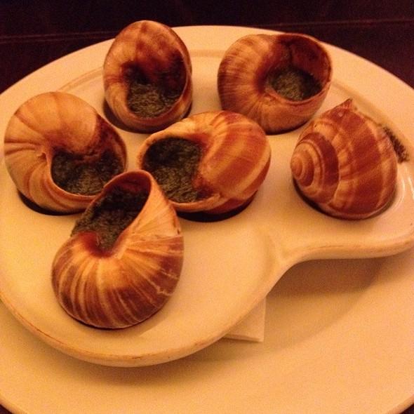 Escargots @ Café le Piquet