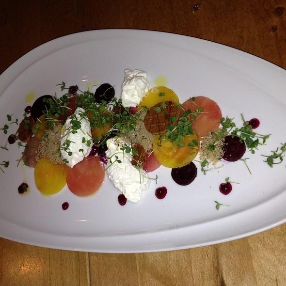Beet Salad @ Beckett's Table