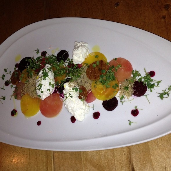 Beet Salad @ Beckett's Table