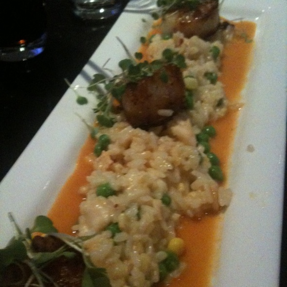 Jumbo Sea Scallops @ N9NE Steakhouse