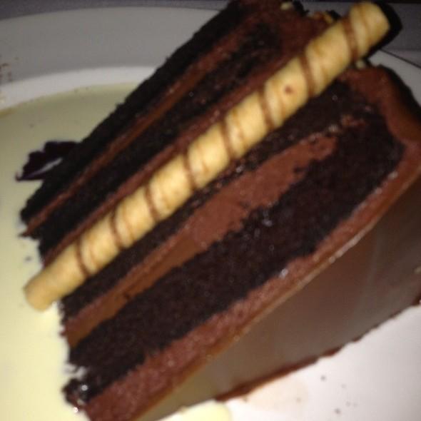 Chocolate Truffle Cake - The Capital Grille - Dallas - Uptown, Dallas, TX