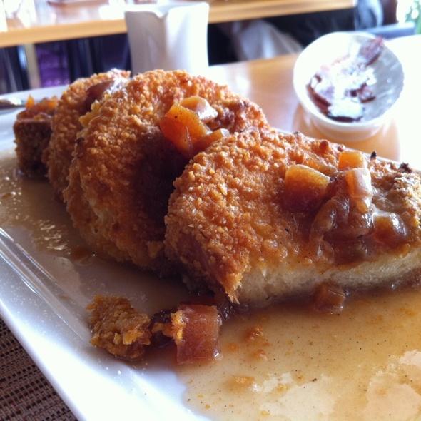 Crispy Crunchy French Toast @ Silk Road at Vdara