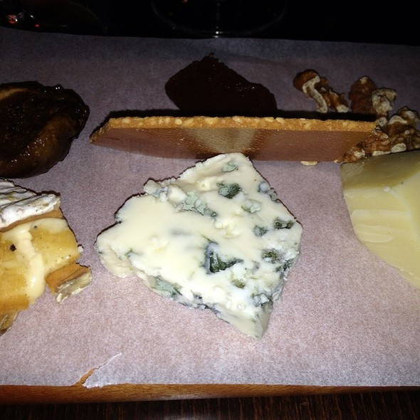 Cheese Board - Bistrot Royal, Alexandria, VA
