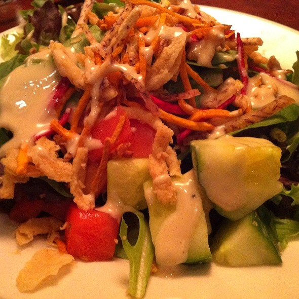 Spring Salad - Hereford House - Independence, Independence, MO