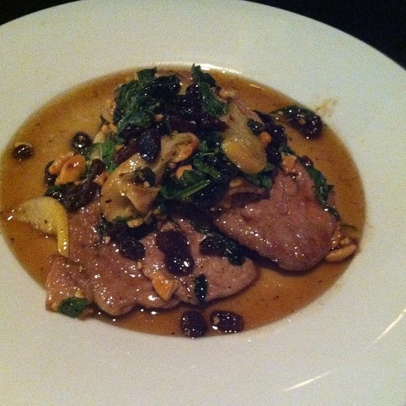 Cashew Nut Pork - Harvest Seasonal Grill & Wine Bar – Glen Mills, Glen Mills, PA