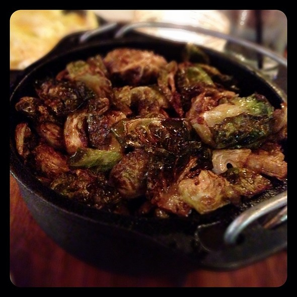 Brussels Sprouts @ Townhouse Bistro
