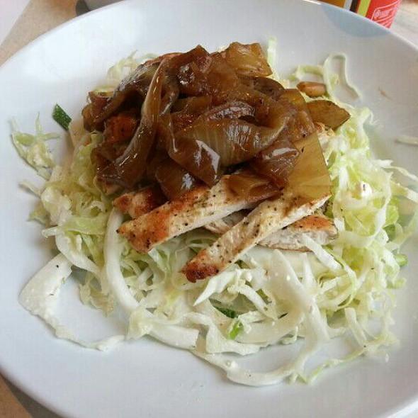 Zo S Kitchen Protein Power Plate zoes kitchen menu - atlanta, ga - foodspotting