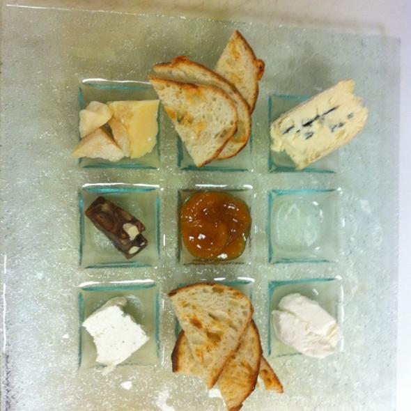 Cheese Plate - Sea Porch Restaurant at The Don CeSar, St. Pete Beach, FL
