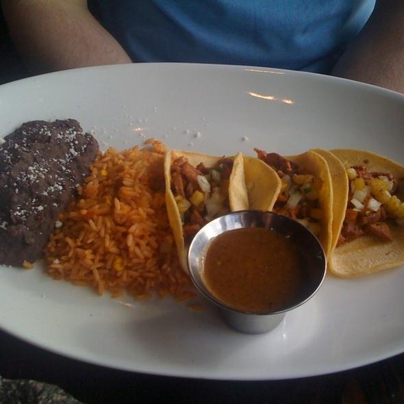 Tacos al Pastor - La Sandia - Lone Tree, Lone Tree, CO