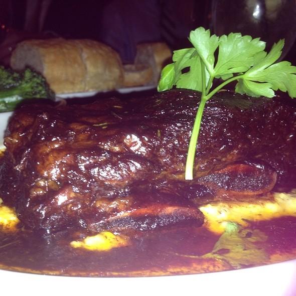 Braised Short Ribs @ Bugatti's Steak & Pasta